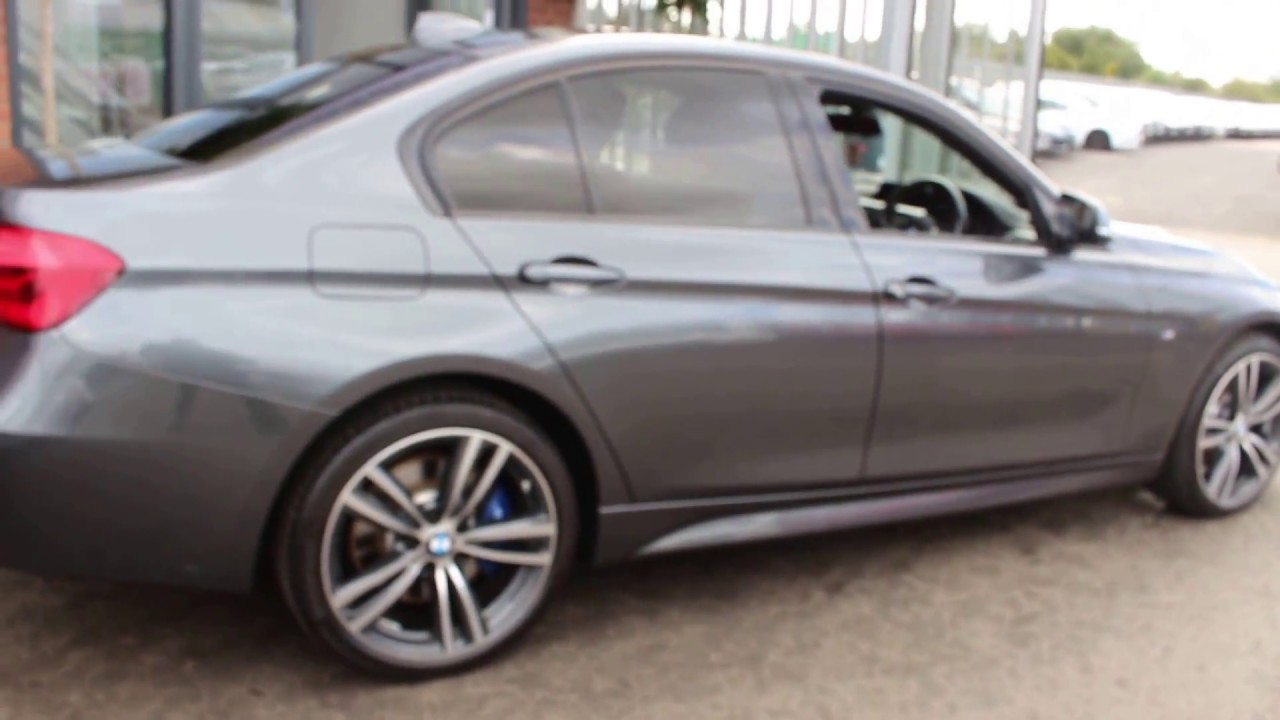 Bmw 335d Xdrive M Sport Plus Finished In Mineral Grey At Rix Motor