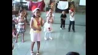 Oppa Gangnam Style Chelssey 39 s Xmas Party