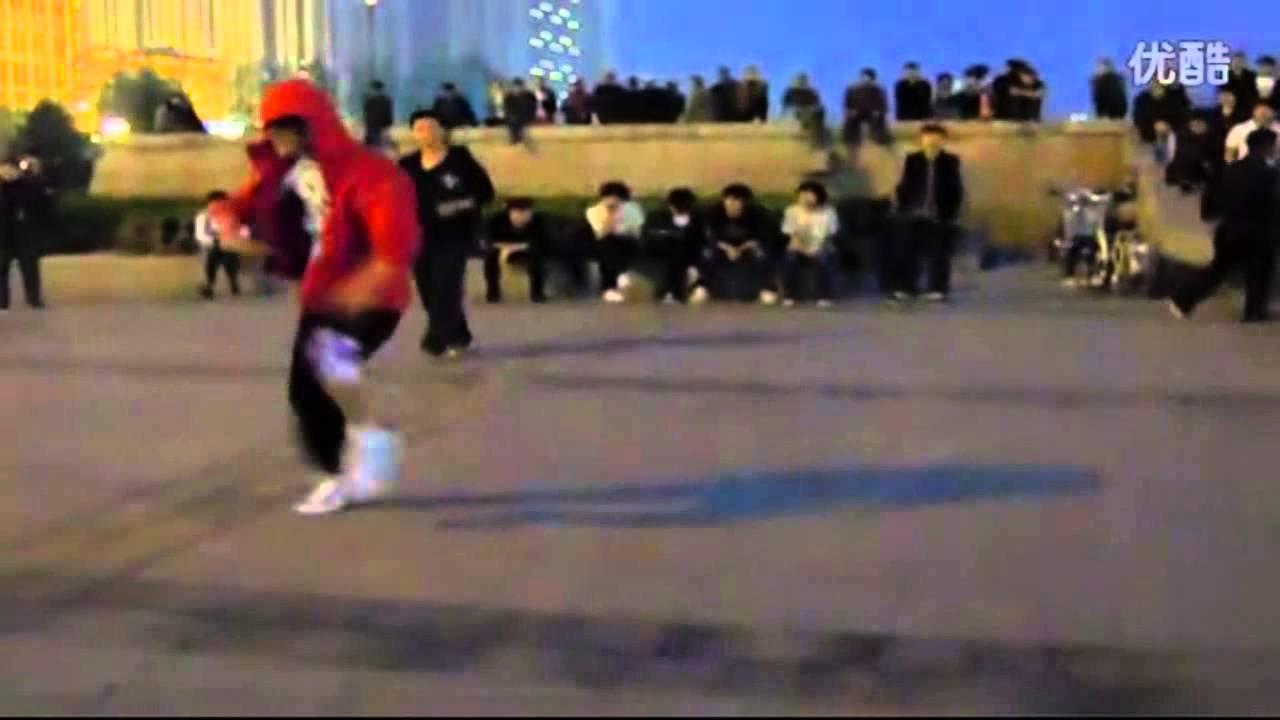 Ghost Shuffle China