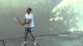 Тренировки у стенки для Альбины 2