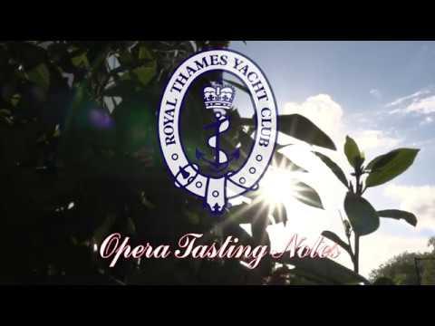 RTYC - Opera Tasting Notes