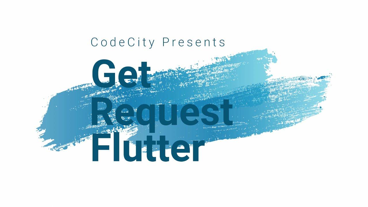 Http Get Request in Flutter
