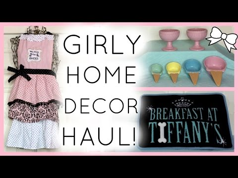 Home Decor Haul ♡ HomeGoods, TJ Maxx, Marshalls, Hobby Lobby