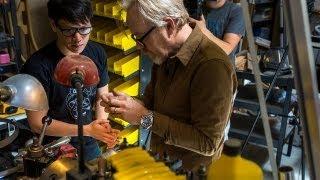 Inside Adam Savage's Cave: Hacking a Flashlight for Adam's EDC