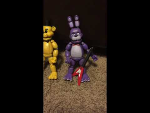 Five nights at Freddy's last video