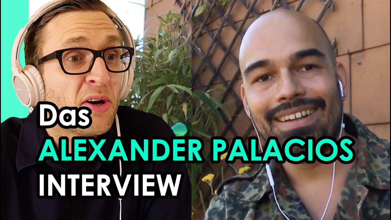 Das Alexander Palacios Interview René Schwuchow Show To Go 14