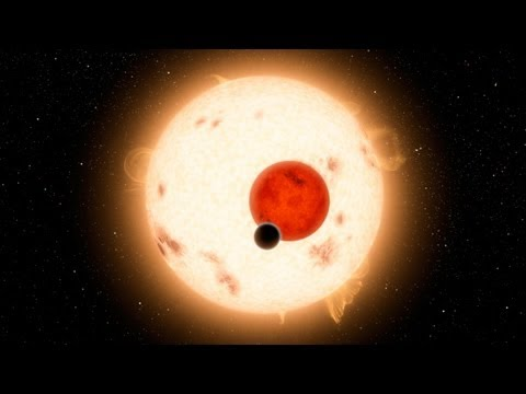 ScienceCasts: The Strange Attraction of Hot Jupiters