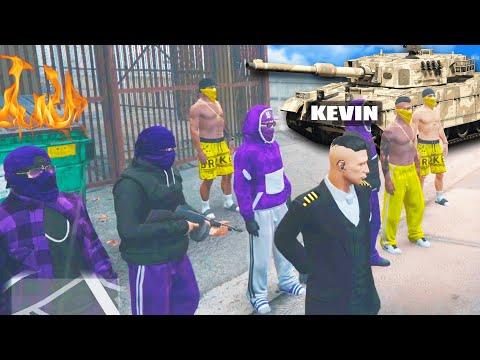 Army rettet uns vor den Ballas und Vagos in GTA 5 RP
