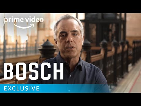 Bosch Season 4  Titus Welliver Behind the s   Prime Video