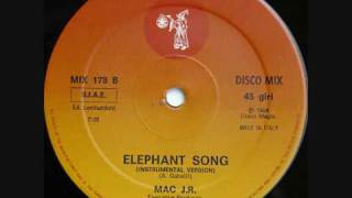 Mac Jr. - Elephant Song (Instrumental version)