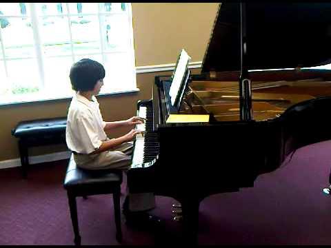 Dominic's Last Recital