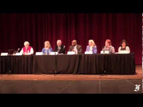 Frederick County Board of Education candidates forum
