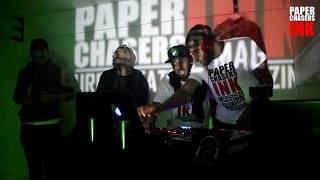 DJ SAFE-D & DEL BOY | LOCK-IN SET | PAPERCHASERS INK - MAGAZINE