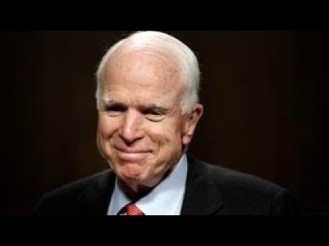 McCain returns to the hospital to fight brain cancer