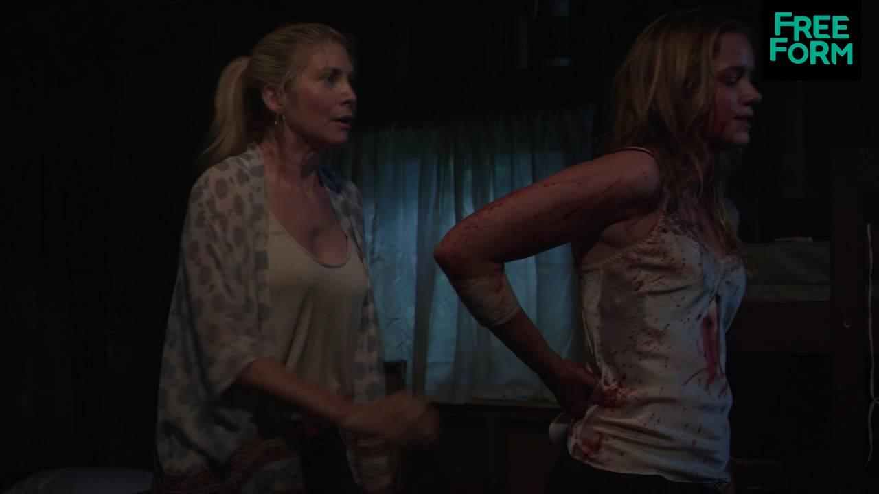Download Dead of Summer 1x09 Clip: Amy Kills Deb  | Freeform