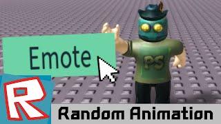 [ROBLOX Tutorial] - Random Animation Button SCRIPT