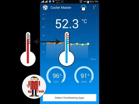 How To Solve Android Devices Heating Issues