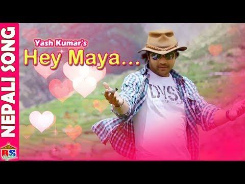 Hey maya By Yash Kumar | Nepali Song Official Video | feat. Sushma Lama