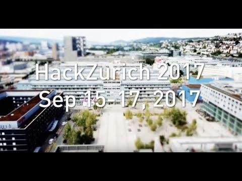 HackZurich 2017 // Official Aftermovie