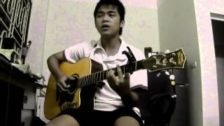 Hoàng Yến Chibi | Ngây Ngô (Guitar Cover) | tone Nam | Kee Tam Hoàng