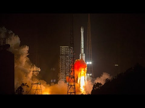 China launches Algeria's first communication satellite