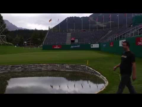 Cat® Generator Rental Solutions for High-End Golf Event