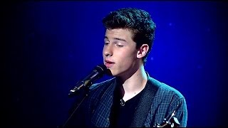 Shawn Mendes performs Life of the Party