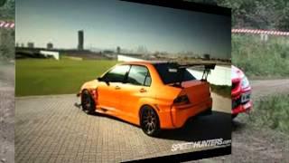 Mitsubishi lancer evolution 1992 - 2014