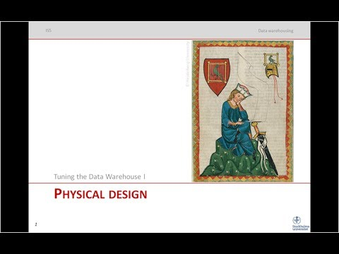 Tuning the Data Warehouse: Physical Design Issues