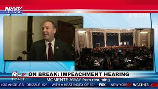 'IMPEACHMENT CHARADE': Rep. Lee Zeldin (R-NY) GOES OFF about hearing