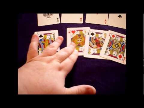 Tarot Cards Using Playing Cards ?