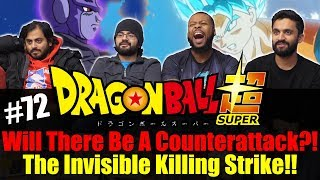 Dragon Ball Super ENGLISH DUB - Episode 72 - Group Reaction