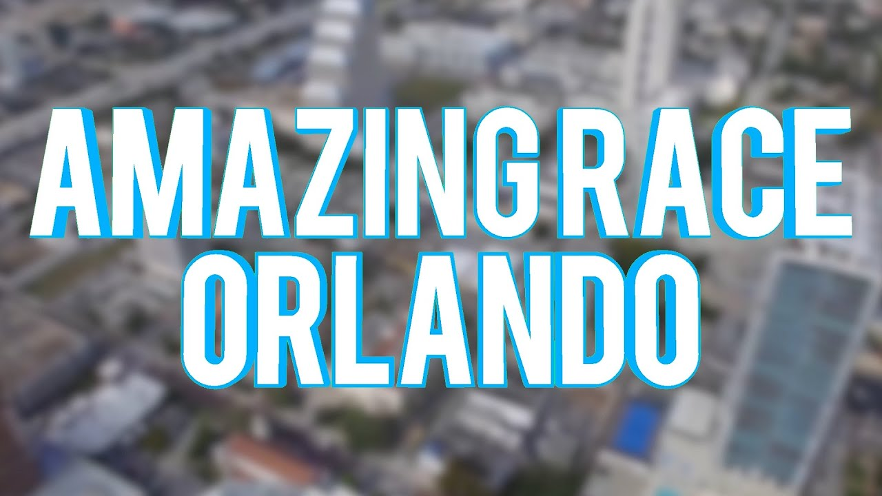Download Amazing Race Orlando Season 2 World Premiere! FULL EPISODE!