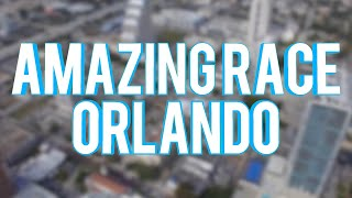 Amazing Race Orlando Season 2 World Premiere! FULL EPISODE!