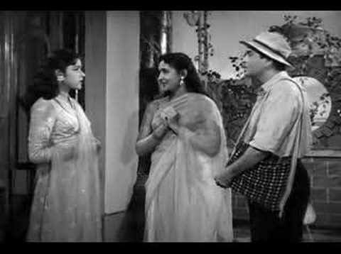 Nutan - her sweetest scene of all time