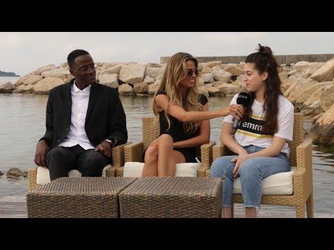 EFAP Cannes 2017 - Rencontre avec Eve et Silvio en stage au Festival de Cannes