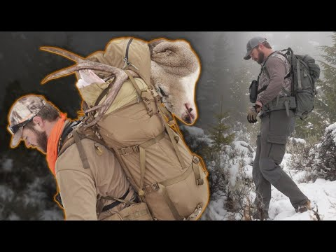 Backpacking Backpacks By Mystery Ranch - A Hunter's Review