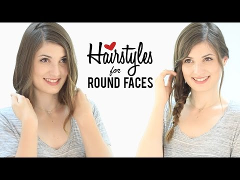 Haircuts And Hairstyles For Round Faces Tips And Tricks