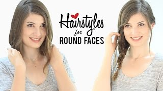 Haircuts and hairstyles for round faces | Tips and tricks