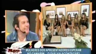 Pânico Na TV 08/05/2011 - A Vingança das Mulheres dos Apresentadores - Parte 1 de 4