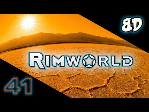 Rimworld Ep41: The Defence Plan