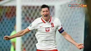Испания Польша 1 1 сражение за плей офф Евро 2020