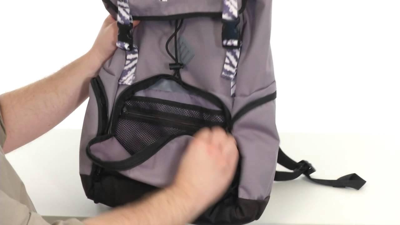 3a80e2af2059 adidas Originals Contemporary Backpack SKU 8325096 - YouTube
