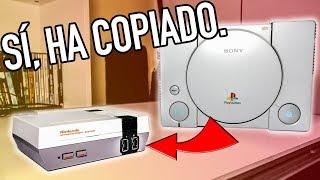 Sí: SONY HA COPIADO A NINTENDO con PlayStation Classic