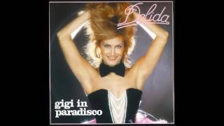 Dalida - Gigi in Paradisco (version 45 tours)