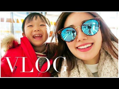 FAMILY FUN IN KOREA   PYEONGCHANG 평창 가족 여행