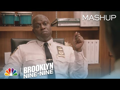 Velvet Thunder Strikes Again | Season 5 | BROOKLYN NINE-NINE