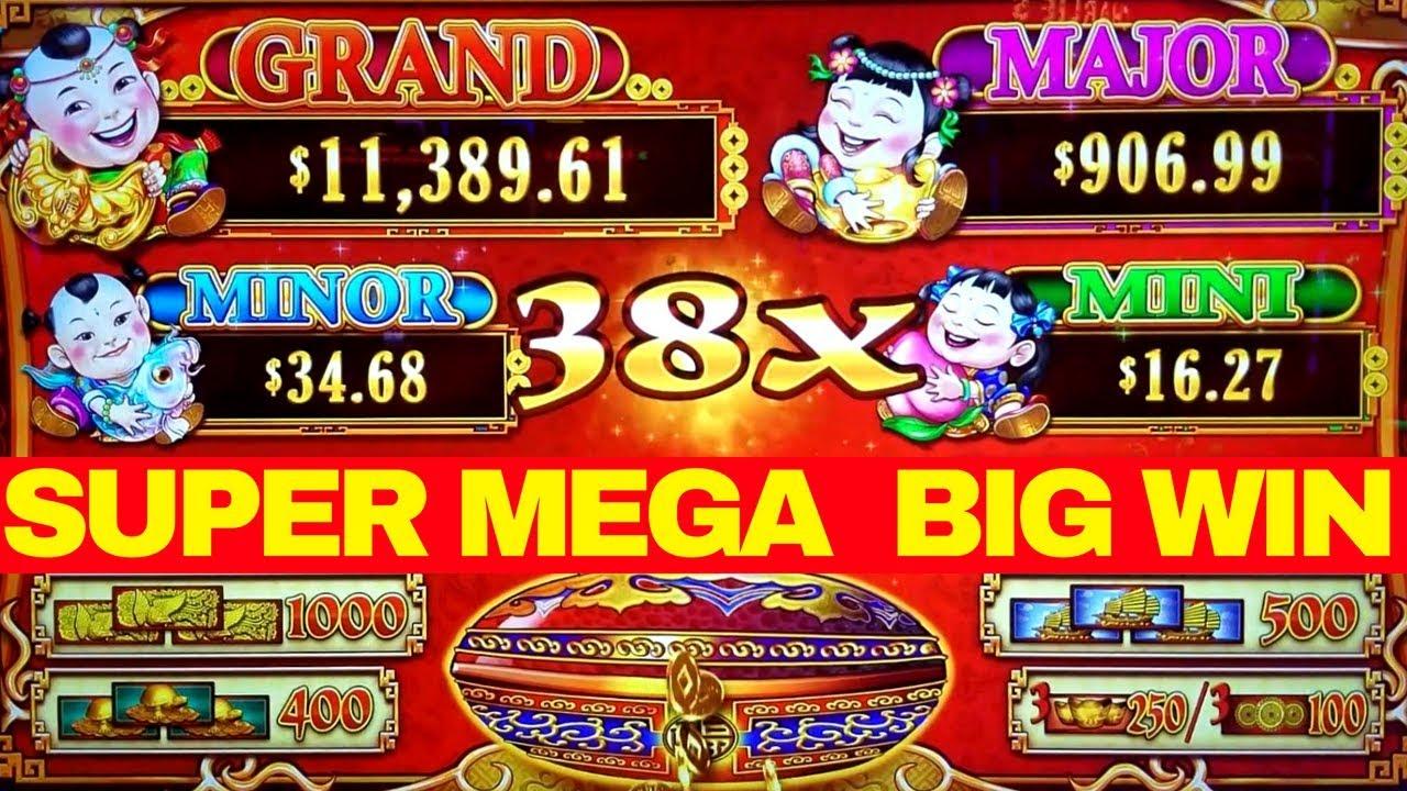 88 Fortunes Slot Machine Mega Big Win W 8 80 Max Bet
