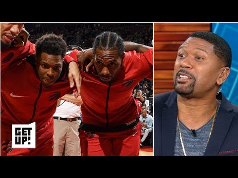 Kawhi Leonard not the reason why Toronto Raptors are best team – Jalen Rose | Get Up!
