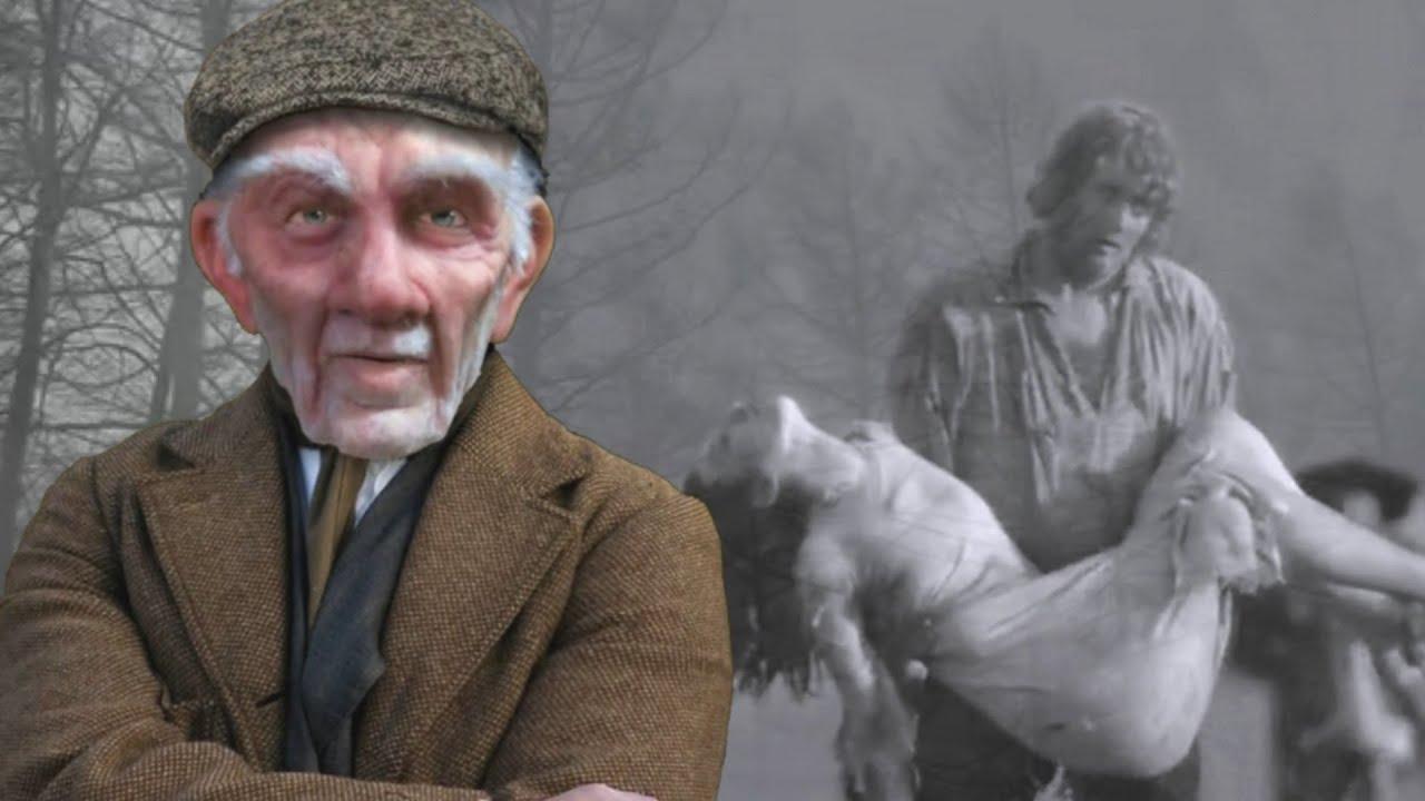 the famine road poem